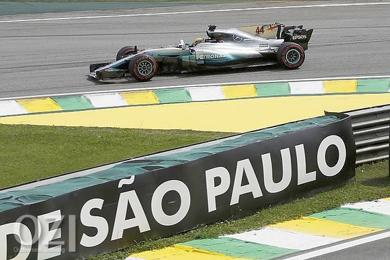 Der Traditionskurs in Interlagos. Foto: Nelson Antoine/AP