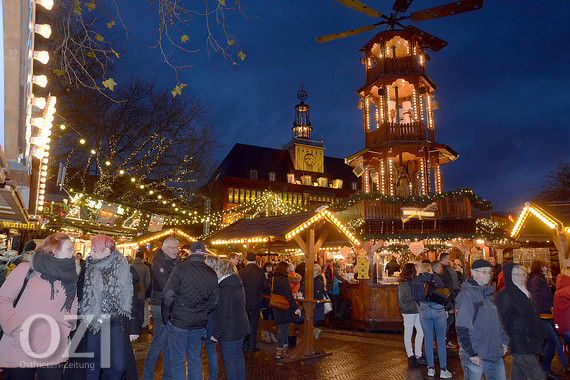 Was Gehört Auf Einen Weihnachtsmarkt.Große übersicht Weihnachtsmärkte In Ostfriesland Ostfriesen Zeitung