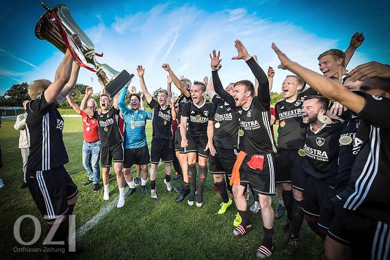 TuRa Westrhauderfehn ist Titelverteidiger beim Ostfriesland-Cup. Bild: Ortgies