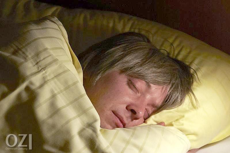 Was während des Schlafes im Gehirn passiert - Ostfriesen