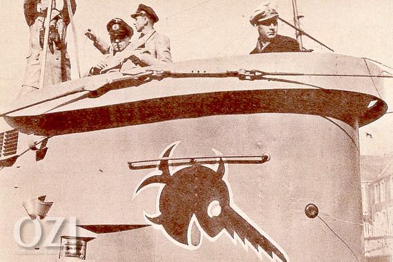 Kam Ostfriesen Den Turm Wie An 96 Boot Der Zeitung Sägefisch U Xwz78xFqa
