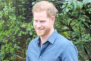 Prinz Harry genießt sein neues Leben in Los Angeles. (Archivbild) Foto: imago images/ZUMA Press/Steve Taylor