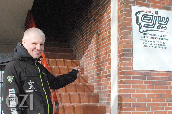 Jugendzentrum soll umziehen ostfriesen zeitung for Michael hofer