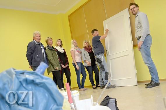 Provisorium für neue Krippengruppe in Hesel - Ostfriesen-Zeitung