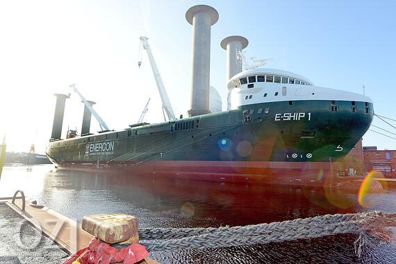 E Ship 1 Hat Tests Bestanden Ostfriesen Zeitung