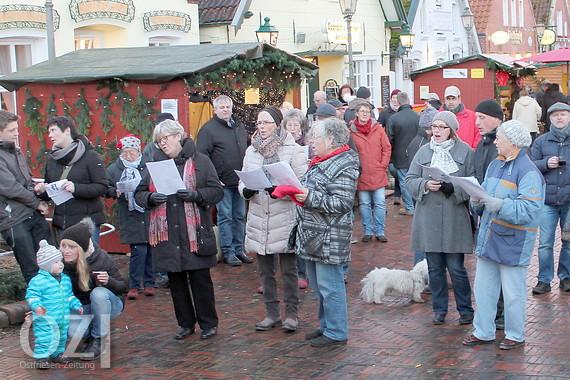 Weihnachtsmarkt Greetsiel.Besucher Lieben Lüttje Wiehnachtsmarkt Ostfriesen Zeitung