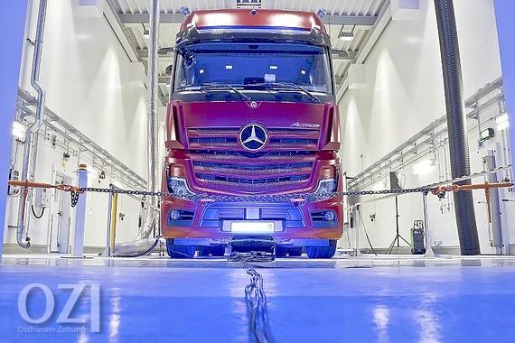 Daimler Wörth Corona